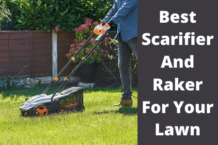 Best Scarifier And Raker For Your Lawn