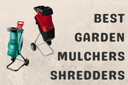 Best Mulchers Shredders