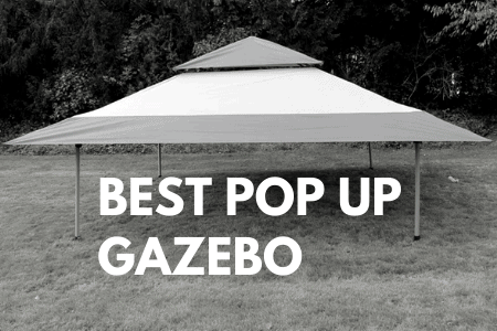 Best Pop Up Gazebo, Guide to Best Choices
