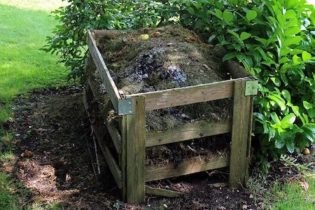 What Do I Put At The Bottom Of My Compost Bin?